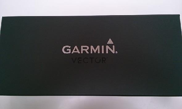 ガーミンペダル1