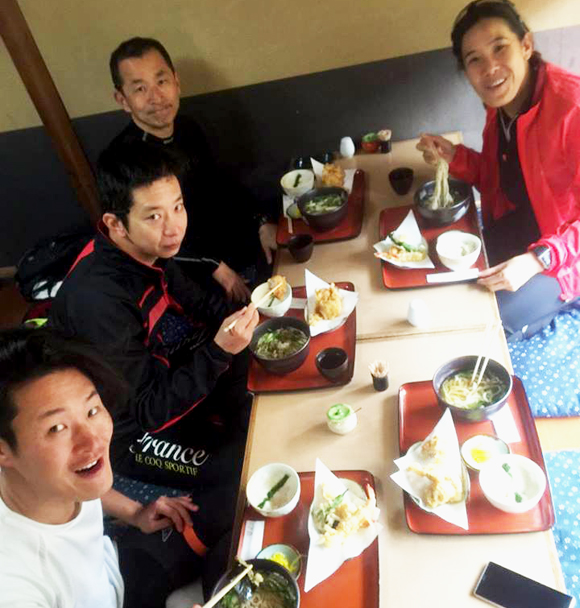 嵐山練習2